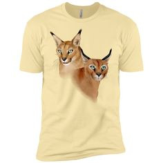 You'll be cat-like when you sport this Chaos and Cyrus C... Please share it! http://catrescue.myshopify.com/products/nl3600-next-level-premium-short-sleeve-t-shirt-8?utm_campaign=social_autopilot&utm_source=pin&utm_medium=pin