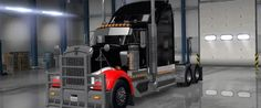 Skin Netstoc Logistica v1 p: KW900 mod