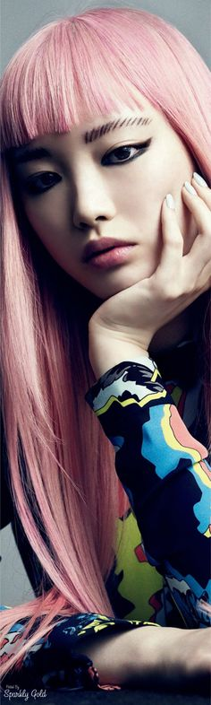 Fernanda Ly, Vogue Japan Sep 16                                                                                                                                                                                 More