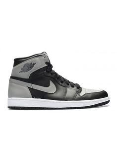 dff407cc980c4 Air Jordan 1 Retro High Og Shadow Black Soft Grey 555088 014
