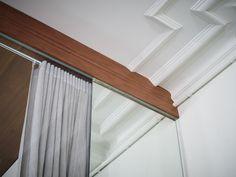 Glass & Walnut Loft | Leibal