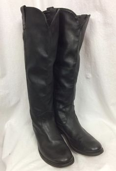 7c6365a14 DV by Dolce Vita Lujan women's western knee-high riding boots Size 10 # DolceVita