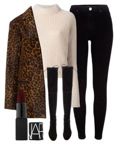 Untitled #5035 by laurenmboot on Polyvore featuring polyvore, fashion, style, Acne Studios, rag & bone, River Island, Stuart Weitzman and NARS Cosmetics
