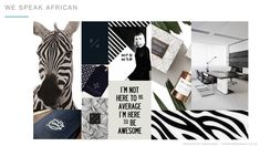 minimal, pattern, stripes, black and white Branding moodboard for Communication and language specialist consultant - take a look on the blog for the other options we presented + how we intepretted this brand. #Logo #Branding #Brandstrategy #moodboard #africa #zebra Psychology Clinic, Moodboard Inspiration, East London, Clothing Company, A Boutique, Logo Branding, Communication, Summer Outfits, Minimal