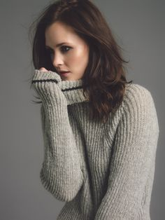 Genevieve Sweeney Knitwear campaign and look book Photography by me Model: Charlotte de Carle Make-up & Hair: Zoe Cornwell Roll Neck Jumpers, Book Photography, Knitwear, Hair Makeup, Turtle Neck, Photoshoot, Photo And Video, Knitting, Stylish