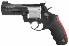 Taurus Model 444 ultralite Magnum Revolver in Titanium Blue 357 Magnum, Rifles, Taurus, Bushcraft, Best Handguns, Titanium Blue, Zombies, Fire Powers, Home Defense