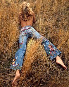 "mudwerks: "" Denim Levis in the 70's ""The Sam Haskins Estate - Photo Sam Haskins "" """