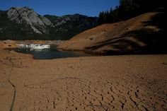 Scientists warn of mega-drought risk in western US - Yahoo News