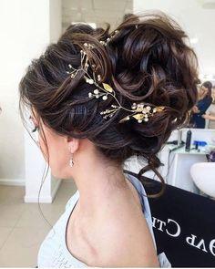 Peinados de novia recogidos 2019 tendencias y 90 fotos