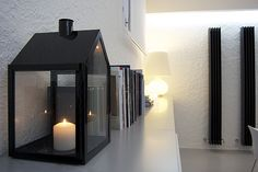 Normann Copenhagen LightHouse in Black//