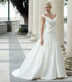 Agusta Jones Bridal Collection-Anya.    Okay I lied, this one is my favorite!