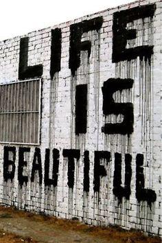 Mr. Brainwash Life is Beautiful