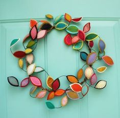 Summer Wreath Inspiration
