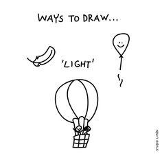 Up. Word of day 112: light (weight). . . #365waystodrawfestival #light #licht #illustratie #illustration #tekening #waystodraw #icons #sketchnote #visualnote #graphicrecording #getekendverslag #getekendenotulen #zakelijktekenen #visuelenotulen #visueelnotuleren #tekening #studiolimon #haarlem #amsterdam #denbosch #dailydrawing