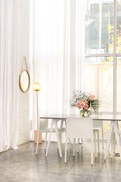 Furniture & Lighting Design - Douglas and Bec Douglas And Bec, Flower Studio, Spa Design, House Extensions, Commercial Interiors, Dining Room Design, Contemporary Furniture, Lighting Design, Living Spaces
