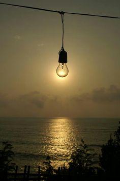 Enlighten the darkness
