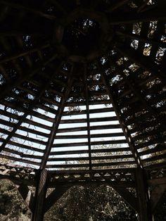 Gazebo @ UCR's Botanical Gardens.