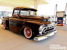 57 Chevy Stepside