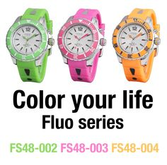 Fluo series FS48 002, FS48 003, FS48 004 #KyboeIndonesia www.kyboe.asia