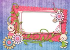 """Photo from album """"Easter on Yandex. 2 Clipart, Text Frame, Cute Frames, Frame Background, Borders And Frames, Vintage Theme, Newsletter Templates, Journal Cards, Scrapbook Pages"""