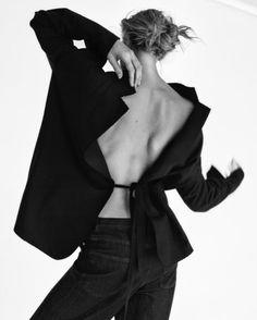 Novo post no polished-to-perfection Editorial Photography, Portrait Photography, Fashion Photography, Vogue Fashion, Fashion Beauty, Elsa Hosk, Kaia Gerber, No Photoshop, Sensual