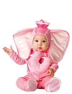 50 Vestiti di Carnevale per Neonati. Pink Elephant Baby Costume 354e878d573