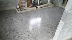 Polished Concrete, Tile Floor, Flooring, Crafts, Tile Flooring, Floor, Arts And Crafts, Artesanato, Paving Stones