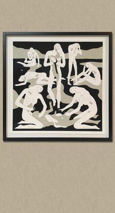 Framed with a clean black frame, the art inside truly becomes the center of attention. 🔲 ------------  #custom #framing #frames #artwork #painting #artworks Picture Frame Store, Wendy Davis, Old Photos, Custom Framing, Framed Art, Artworks, Original Art, Frames, Make It Yourself
