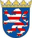 Wappen Hessen/ crest of hesse