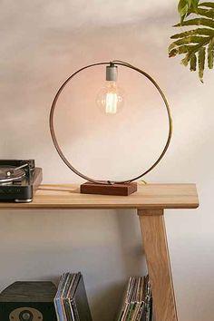 Luke Lamp Co The Sheldrake Table Lamp