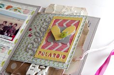 Mini Album Family Marie-Nicolas ALLIOT-5 by Maniscrap, via Flickr