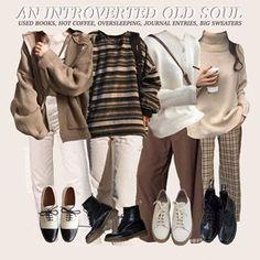 90s Fashion, Korean Fashion, Fashion Outfits, Korean Outfits, Mode Outfits, Aesthetic Fashion, Aesthetic Clothes, Mode Grunge, Vintage Outfits