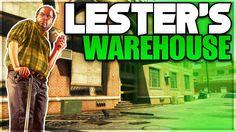 GTA 5 Online: LESTER'S WAREHOUSE WALLBREACH 1.35! (GTA 5 Wallbreaches)