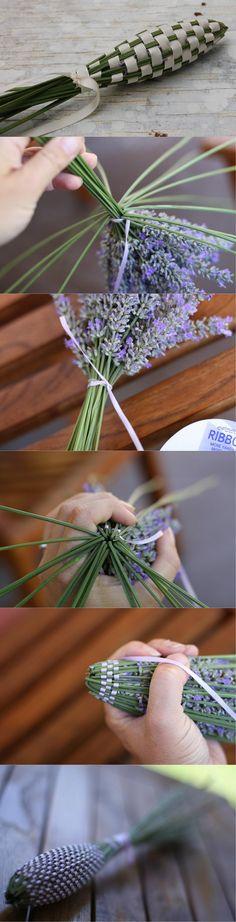 Cómo hacer aromatizador natural de lavanda