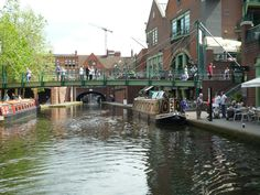 victorian industrial buildings canal - Google Search