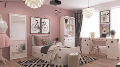 Room for a girl. Poland - Wroclaw on Behance