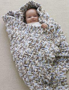 Yarnspirations.com - Bernat Dream Weaver Blanket - Patterns | Yarnspirations