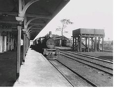 Southport Train Station early 40's