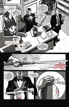 Preview: Grendel Vs. The Shadow #1, Page 5 of 10 - Comic Book Resources