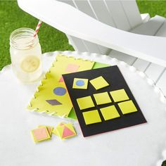 This Passport to Imagination DIY Travel Memory Game will keep the kids entertained on the go.