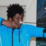 Das afrikanische Bogenlaufteam | Thomas Jack Wanner