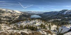 Donner Lake, Northern California