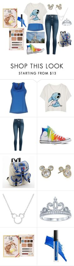 """""""Disney!"""" by roxy-mal on Polyvore featuring Dsquared2, Converse, Disney and Henri Bendel"""