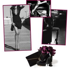 A fashion look from September 2014 featuring Casadei pumps e Henri Bendel clutches. Browse and shop related looks.