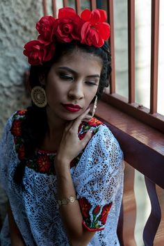 One of my favorite shoots! Modern day Frida