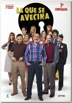 La que se avecina is a Spanish television comedy created by Alberto Caballero, Laura Caballero and Daniel Deorador. The TV-series focusing around the. Ver Series Online Gratis, Pokemon, I Series, Funny Character, Episode Online, Sassy Quotes, English, Hd Streaming, Free Download