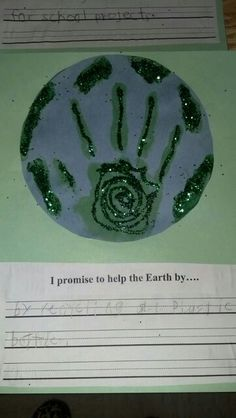 Earth Day Project!