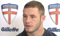 Another Fitzy face I stumbled upon on the interwebs: English rugby player Zak Hardaker...