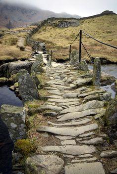 wanderthewood: Slater's bridge, Little Langdale, Lake District, England by Jason Connolly