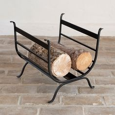 A must have autumn/winter accessory, the Chappel Log Basket is just right for your hearthside firewood. Sturdy and supplied in our durable matt black finish, it's a staple for homes with wood burners and fireplaces. Powder Coating Process, Log Holder, Wood Burner, Firewood, Metal Working, Basket, Fireplaces, Indoor, Traditional
